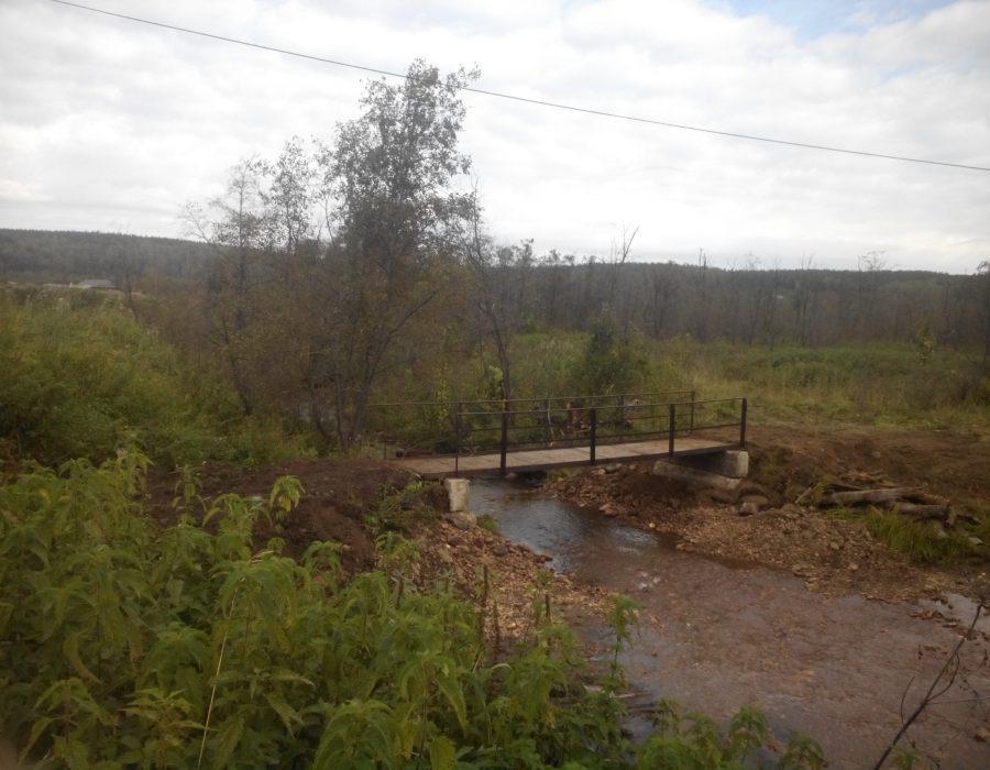 Мост п. Ковали
